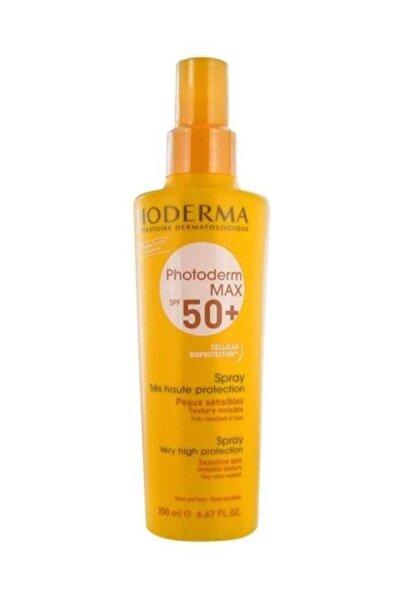 Bioderma Güneş Koruyucu Spray - Photoderm Max Sfp50+ 200 ml 3701129800300