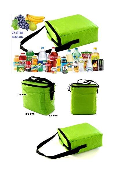 NEWOTO 25 Litre Sıcak Soğuk Korumalı Gıda Taşıma Piknik Çantası