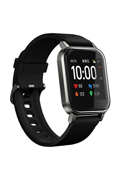 Haylou Ls02 Akıllı Saat - Ip68 Suya Dayanıklı - Nabız Takip - Ios&android Uyumlu