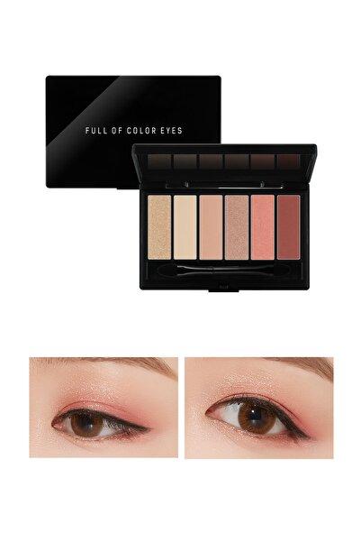 Missha Özel Koleksiyon Far Paleti A'PIEU Full Of Color Eyes (No.1/Rosy Mellow)8809530037942