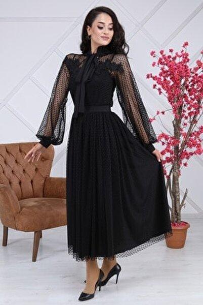 Dantel Tasarım Elbise