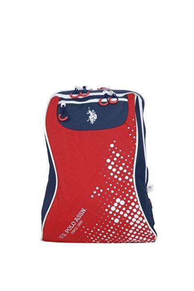U.S. Polo Assn. Unisex Us Polo Assn . Benekli Sırt Çantası Plçan8140