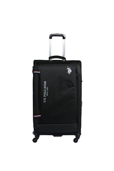 U.S. Polo Assn. Unisex Us Polo Assn . Ön Bölmeli Orta Boy Valiz Plvlz8077b