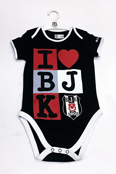 Beşiktaş Beşiktaş  Beşiktaş Bebek Body Zıbın 405
