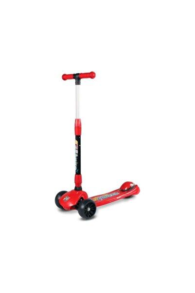 BabyHope Kırmızı Super Scooter Jy-h04