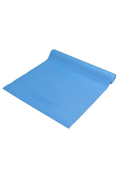 Liveup LS3231 4mm PVC Yoga Mat Mavi