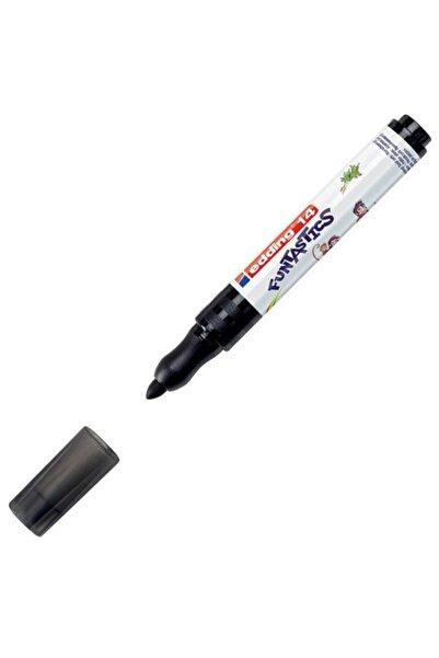 Edding Eddıng Ed14001 Funtastıcs Keçe Uçlu Kalem Kalın Siyah