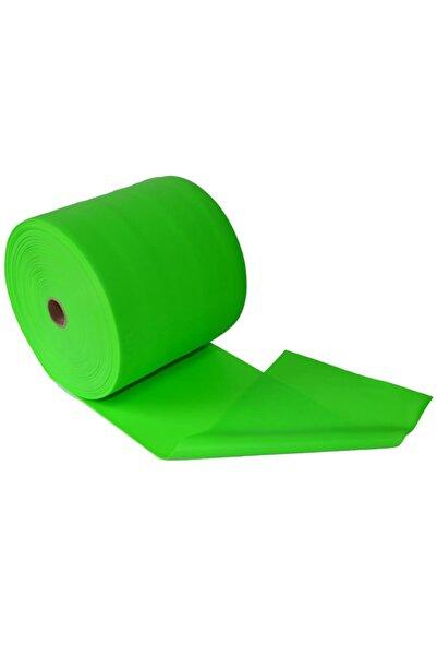 AVESSA 45 Metre Pilates Lastiği Yeşil Normal Direnç