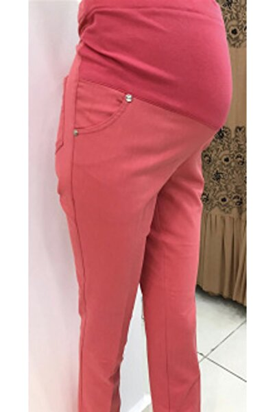 Bien Kadın Mercan Hamile Pantolon