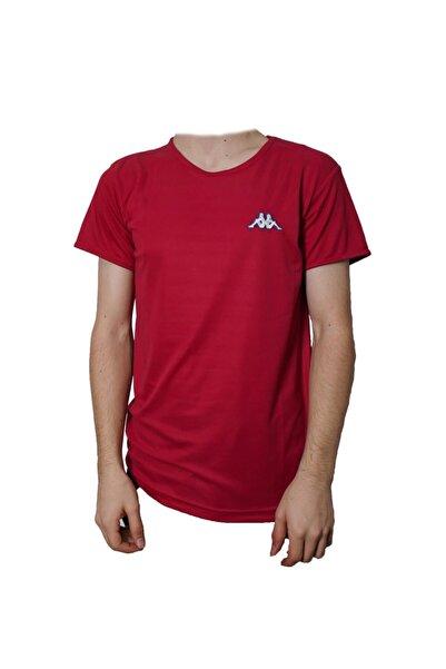 Kappa Erkek Fuşya T-shirt