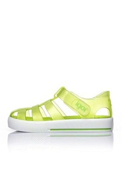 IGOR Çocuk Yeşil Star Sandalet Pistacho