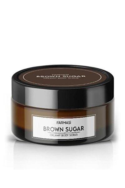 Farmasi Brown Sugar Vücut Peeling Kremi 250 ml