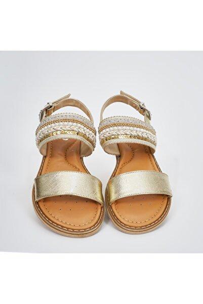 Panço 4-12 Yaş Kız Sandalet 2012gk10020
