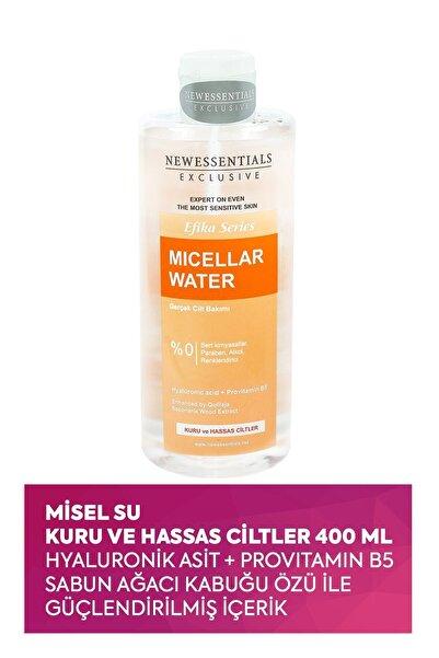 New Essentials Makyaj Temizleme Suyu Kuru Ve Hassas Cilt 400 ml