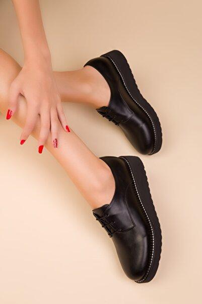 SOHO Siyah Kadın Casual Ayakkabı 15261