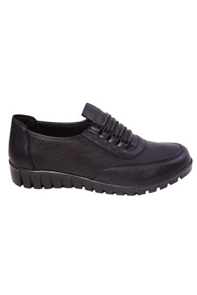 Polaris 156975 Siyah Günlük Ortopedik Kadın Ayakkabı