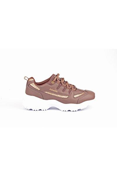 Kinetix Mor Air Taban Kadın Sneaker