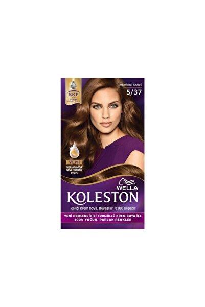Koleston Kışkırtıcı Kahve Set Krem Saç Boyası 5.37