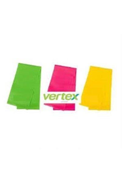 VERTEX Pilates Lastiği 1 Adet - Kırmızı