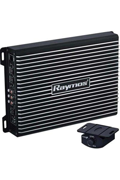 Jameson Raymos 4 Kanallı 4000w Bass Kontrol Oto Anfi Usa-70.4
