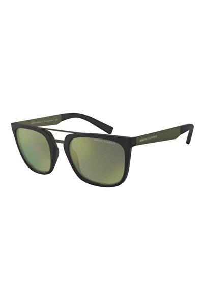 Armani Exchange Aynalı Unisex Güneş Gözlüğü