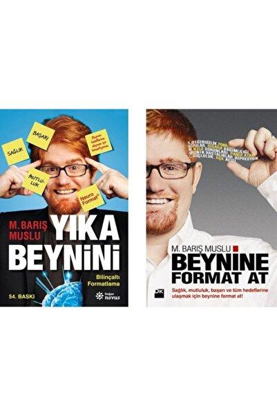 Doğan Kitap Yıka Beynini / Beynine Format At 2 Kitap Set