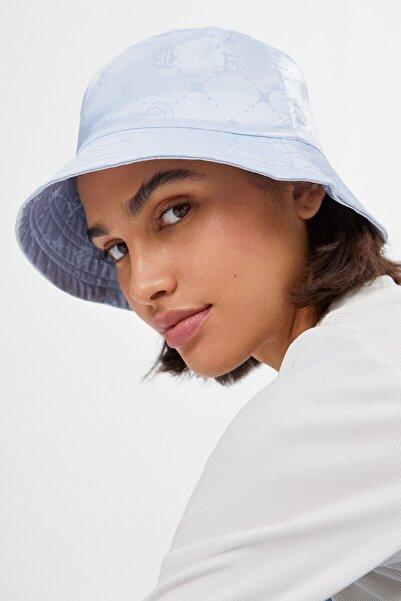 Bershka Saten Kese Şapka
