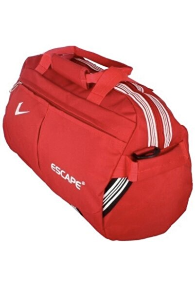 ESCAPE Kırmızı Spor Seyahat Çanta