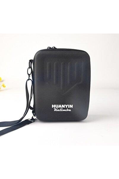 Huanyin Siyah Kalimba Çantası
