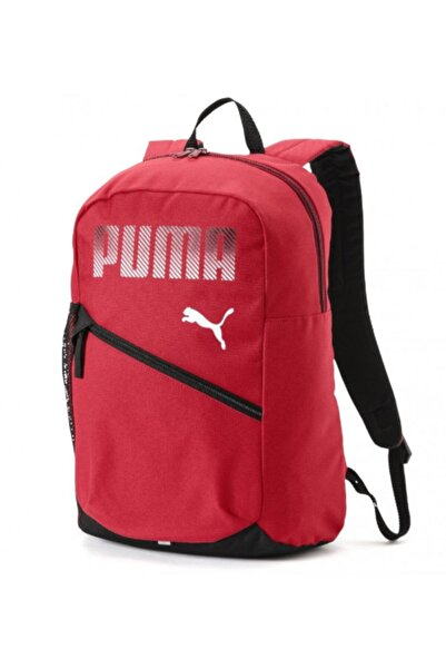Puma Plus Backpack Red Unisex Sırt Çantası 075483 05