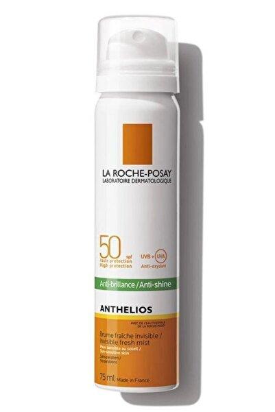La Roche Posay Anthelios Anti-shine Spf50+ Sprey 75ml | Parlama Kontrolü Için Güneş Kremi VST3337875549530