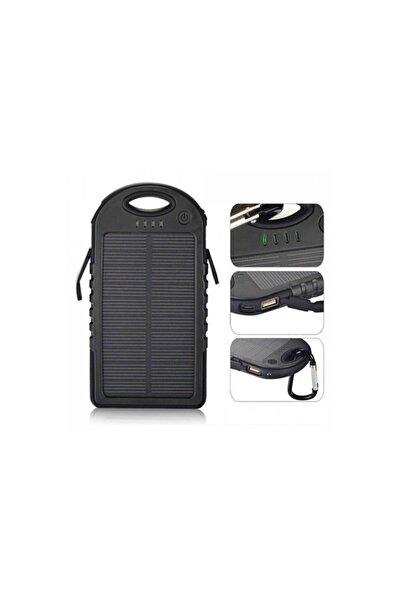 M&B Güneş Enerjili Solar Powerbank 12000 Mah Uzun Ömürlü Kapasite