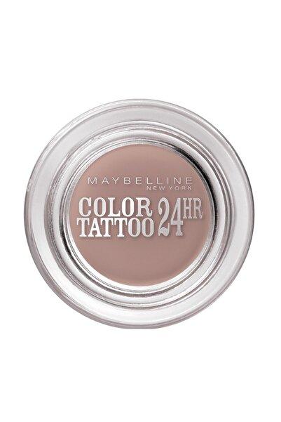 Maybelline New York Göz Farı - Color Tattoo 98 Creamy Beige 3600531082710