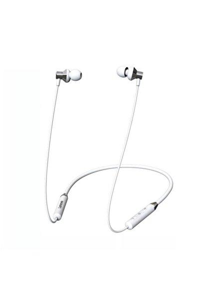 LENOVO He05 Bluetooth 5.0 Chip Kulaklik Kablosuz Stereo Spor Manyetik Kulaklik Su Geçirmez Kulaklık
