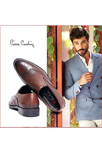 Pierre Cardin Erkek Ayakkabı P16348b Taba Antik
