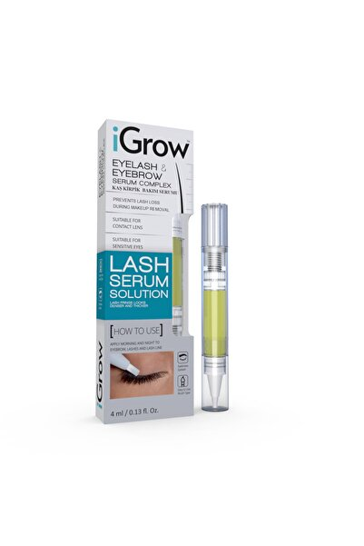 Kaş Ve Kirpik Serumu - Eyelash & Eyebrow Serum Complex 4 ml