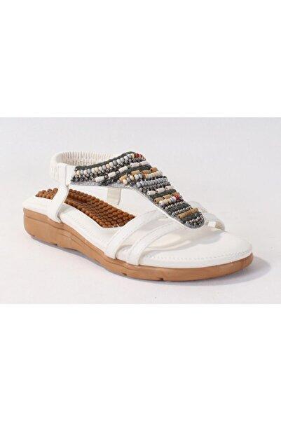 Guja 20y231 Ortopedik Günlük Kadın Sandalet