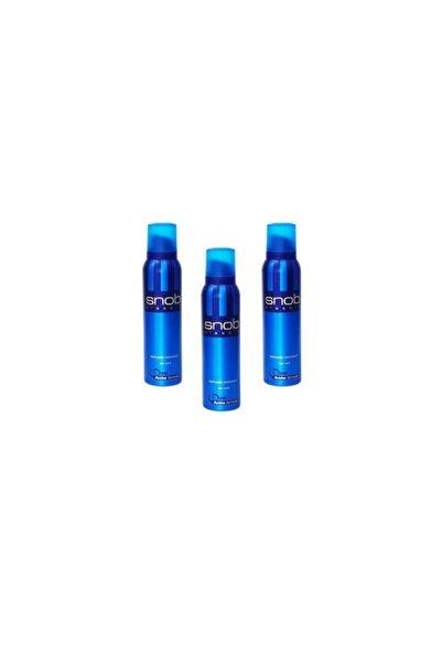 Snopy Snob Classic 3 Adet 150 Ml Erkek Deodorant