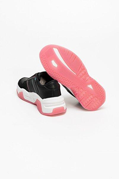 VERSACE JEANS COUTURE Deri Süet Kadın Sneakers