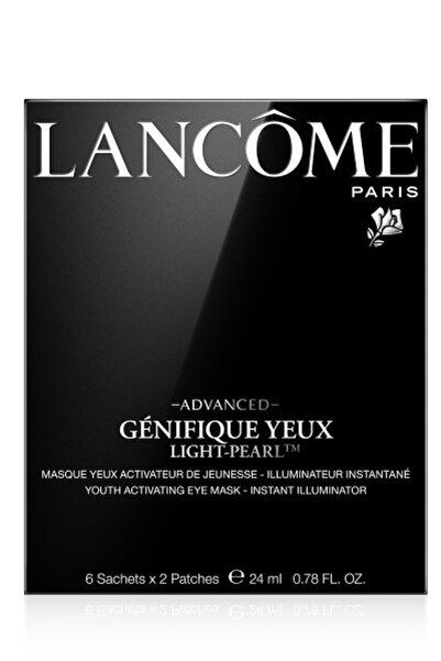 Lancome Advanced Genifique Light Pearl Göz Çevresi Maskesi 6 X 4 ml 4935421610094
