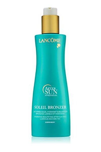 Lancome Soleil Bronzer After Sun Güneş Sonrası Vücut Sütü 200 ml 3605533156414