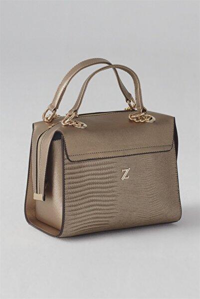 Zühre Çanta Altın Z0213