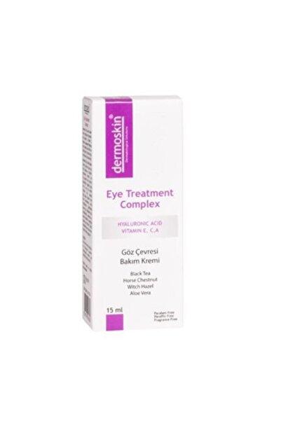 Göz Çevresi Bakım Kremi Eye Treatment Complex