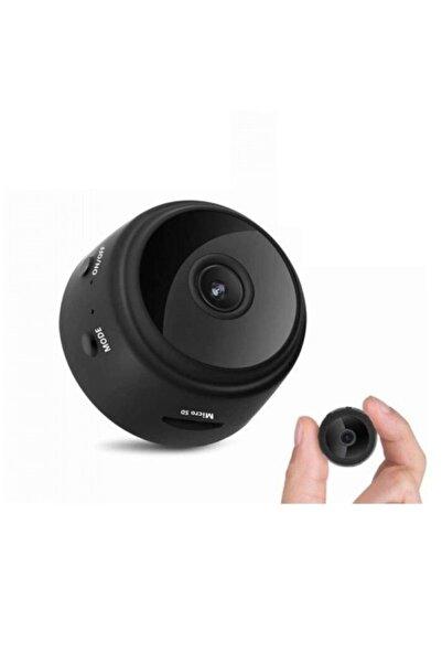 Tech Full Hd Ultra Mini Kablosuz Wifi Gece Görüşlü Ip Kamera 1080p