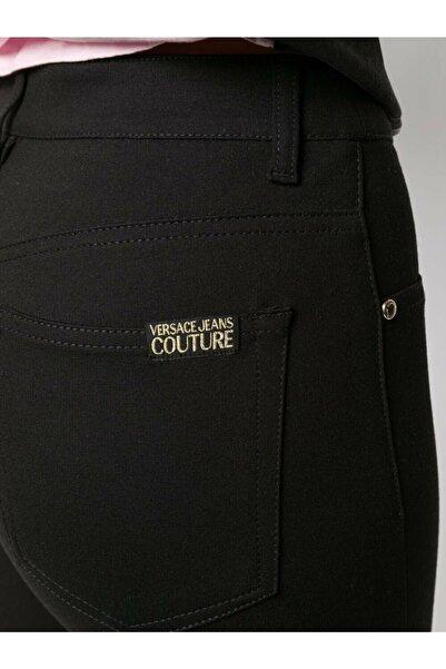 VERSACE JEANS COUTURE Kadın Siyah Punto Milano Couture Pantolon