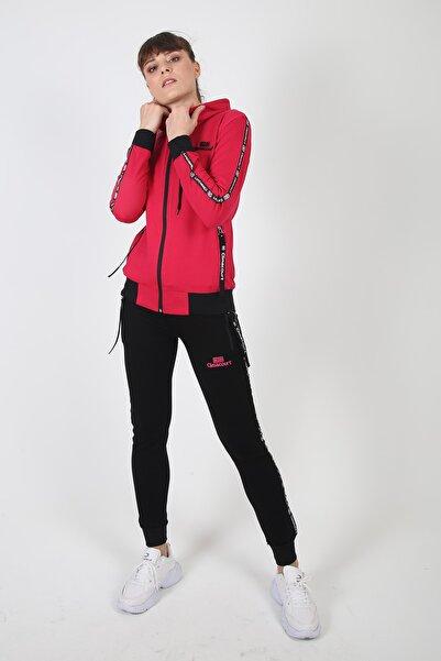 İNG DROP Kadın Fuşya Eşofman Takımı M1