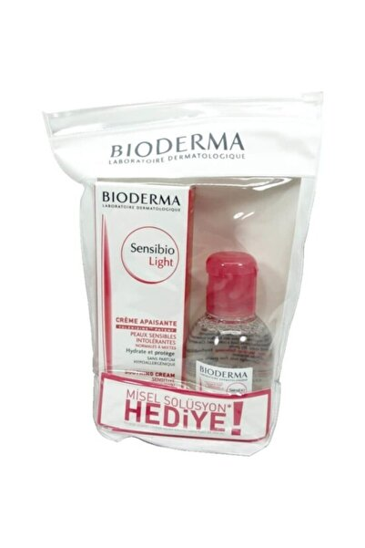 Bioderma Sensibio Light Cream & H2o 100 ml