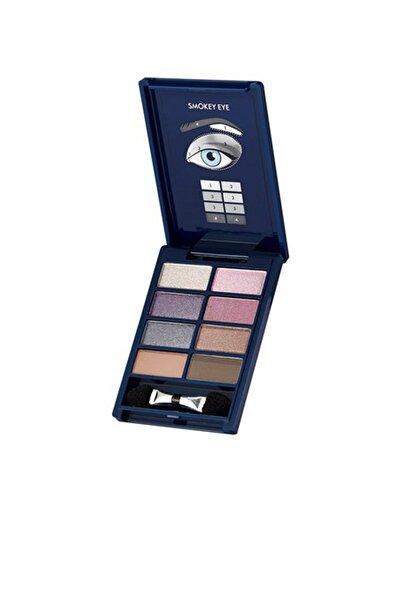 Oriflame Oncolour All Eyes Makyaj Paleti - Blushed Pastel Kozmetikexpo