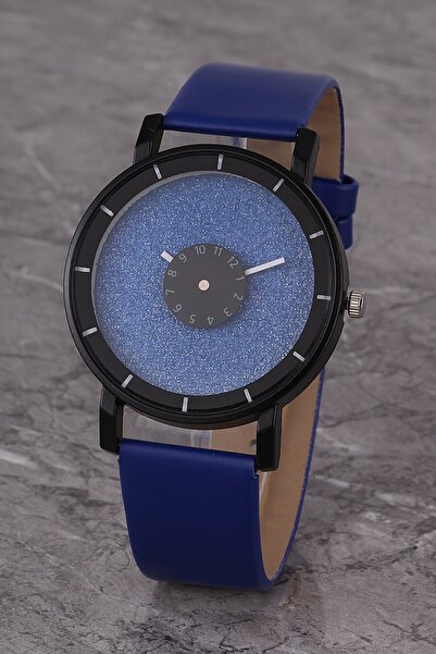 Polo55 Plkk017r02 Kadın Saat Lacivert Tasarım Kadran Deri Kordon