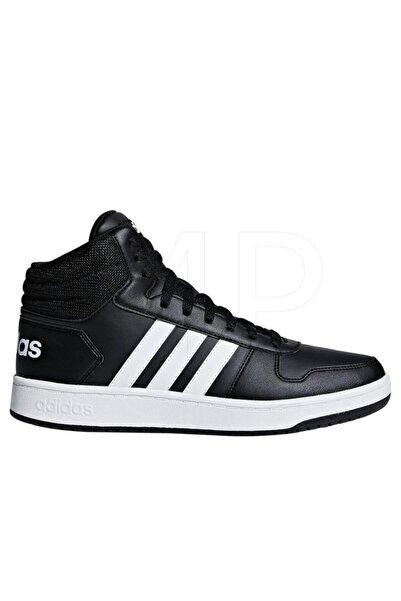 adidas Bb7207 Hoops 2.0 Mıd Günlük Spor Ayakkabı